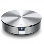 JmGO G1 3D DLP Smart Home Theater Support 1080P 300' Hi-Fi Bluetooth Android 4.3 WIFI Projector (Silver)
