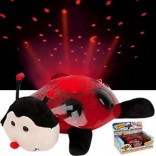 Ladybird Night Light 4 songs Star Sky Projector