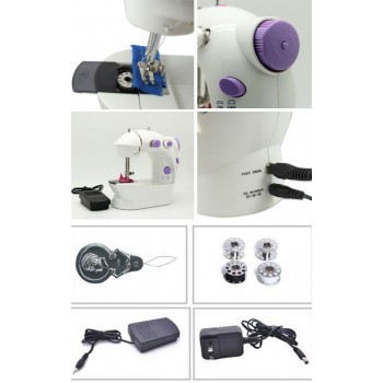 Mini Portable Sewing Machine 4 in 1 - As Seen On TV