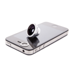 Fisheye lenses for your smartphone