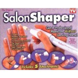 Salon Shaper 5-in-1 Manicure Pedicure Nail Kit