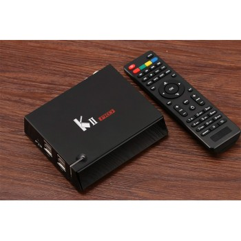 KII Pro Combo 4K Android 5.1 DVB-S2/T2 Receiver TV Box S905 2G RAM 16G Flash
