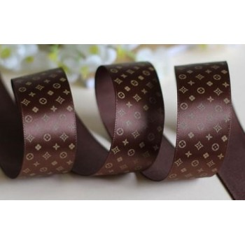 Satin Ribbon (Brand Pattern)